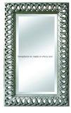 Grand miroir PU décoratifs de conception de moulage par châssis
