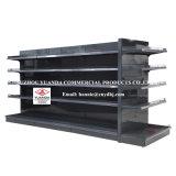 Affichage de l'acier étagère pour dispositif de supermarché Shop Support d'affichage