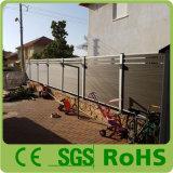 プライバシーおよび機密保護のための庭の障壁か住宅の塀