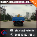 2017 Sinotruk/Dongfeng/Foton 4X2 5 톤 망원경 붐 소형 트럭에 의하여 거치되는 기중기