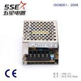 Cer 5ms-25-15 RoHS Ein-Outputc$mini-größe 25W 1.4A 15V Schaltungs-Stromversorgung