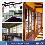Puder anodisierende Legierung beschichtet//elektrophoretischer/thermischer Bruch/Wood-Grain/industrielles verdrängtes/Aluminium-/Aluminiumstrangpresßling-Profil, um Türen und Windows zu bilden