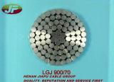 Со стандартом ASTM алюминиевых проводников стальные усиленные проводник (ACSR)