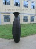 La conversazione del giardino di disegno del vaso ha impostato una presidenza delle 4 parti con la Tabella