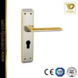 Court-circuit à mouvement rapide de la plaque de verrouillage de la poignée extérieure de porte de la poignée (7018-Z6323)