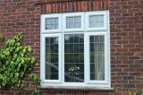 Конструкция решетки окна Casement профиля UPVC с дешевым ценой Windows