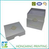 Oro producto marcado de cartón caja de empaquetado de la vela