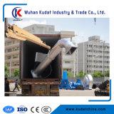 Qlb-30 30tph Planta de mistura de lotes de asfalto e fábrica de asfalto móvel