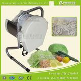 Slicer pequeno, cortador vegetal Desk-Top, /Small que corta desbastando a máquina