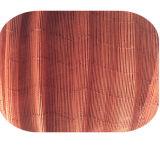 tessuto marrone-scuro della tortiglia per pneumatici 1500d/2