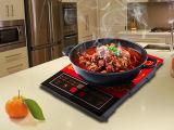 台所用品、Ailipuの誘導の炊事道具、電気調理器具、タュチ・コントロール誘導の版の新製品(SM-A12)