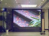 Pared de interior a todo color del vídeo de la visualización de LED de RoHS P7.62 del Ce del CCC