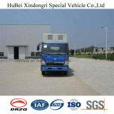 Sinotruck 9cbm de Mobiele Vrachtwagen van het Aanplakbord