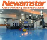 Tipo automatico macchinario di Newamstar Roatary di materiale da otturazione dell'acqua