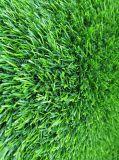 alfombra sintetizada de la hierba del paisaje de 3colours 30m m para el jardín