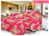 熱い販売の多方法シーツの単一の寝具セット