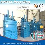 Empaquetadora de la basura/prensa vertical de la botella/máquina de embalaje de la cartulina hidráulica