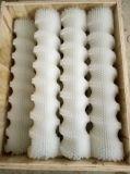 Balais de lavage de cylindre de nettoyage végétal de fruit de raccord en caoutchouc de pomme de terre de constructeur de la Chine
