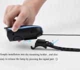 Электрический рожочок велосипеда с светлым перезаряжаемые светильником для Bike шестерни MTB оборудования фикчированного задействуя