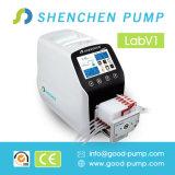 Labrotary蠕動性ポンプ水蠕動性のガソリンスタンド店頭価格Labv3の基本的な速度の可変的な蠕動性のガソリンスタンド店頭価格