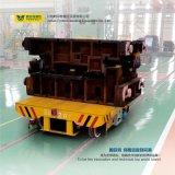 Моторизовано умрите вагонетка тележек электрическая плоская для тяжелых грузов