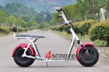 1000Wおよび1500Wブラシレスモーターで使用できる60V電気HarleyのスクーターCitycoco