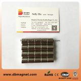 Strong цилиндра неодимовый магнит используется в упаковке