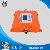 2018 Diseño Popular repetidor de señal Amplificador de señal 2g para móviles de amplificador de señal en blanco y naranja para la opción