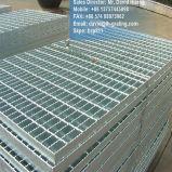 Grata galvanizzata del blocco per grafici d'acciaio/griglia blocco per grafici d'acciaio