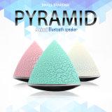 Диктор Bluetooth великолепный светильника треугольника цветастого светящего малый