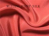 Mistura de viscose tecido crepe de seda