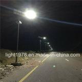 8m Pole 60W Lampe LED solaire Rue en Jordanie