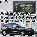 Honda 시 적합 재즈 모험 여행 Hr V 도시 오른손 영상 공용영역 접촉 인조 인간 시스템 백미러 링크를 위한 인조 인간 5.1 4.4 GPS 항해 체계