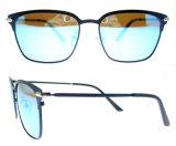 Os óculos de sol por atacado do Ce UV400 dos vidros do projeto de Italy polarizaram para as mulheres 2017
