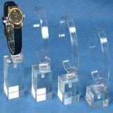 透過アクリルのブレスレット及び腕時計の表示、立場、暴徒およびブロック