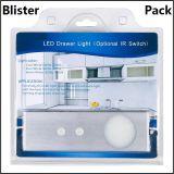 Indicatore luminoso della mobilia del LED con il sensore del portello