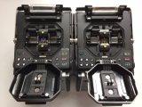 Schmelzverfahrens-Filmklebepresse der Faser-Filmklebepresse-Ansicht-X-86