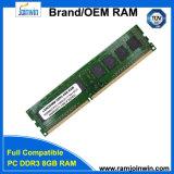 De RAM van de Desktop 512MB*8 van de Spaanders 1600MHz van Ett 8GB DDR3