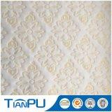 Nuevo diseño hecho en tela hecha punto colchón del telar jacquar de China