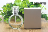 Capacité vide 25ml de bouteille de parfum de jet de bouteille de parfum à bouteilles de bouteille en cristal neuve de verre grande