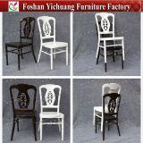 2017 새로운 디자인 결혼식과 사건 (YC-A333)를 위한 백색 Tiffany Chiavari 접는 의자