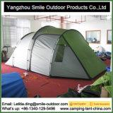 Como mochileiro Reboque Túnel Familiar Luxuosa Comercial Camping tenda