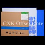 Cxk 열 포지티브 CTP 격판덮개 745X605, 510X400, 650X550