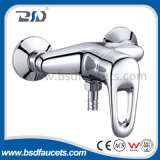 Mélangeur simple de robinet de Bath de traitement de Bath de salle de bains de chrome en laiton de robinets