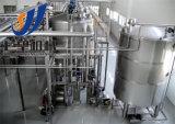 Het Vullen van het Sap van de Lopende band van Vera Juicer Machine/Fruit Juicer van het aloë Automatische Hete het Afdekken Machine