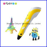 子供の教育おもちゃDIY 3Dの印刷のからす口