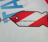 Tissu de polyester Couleur brillante bannières (SS-SF-91)