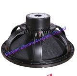 """bobina de voz 18 """" - 1250W Subwoofer, 5 """" Loudpeaker, Gw-1807na"""