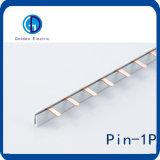 Tipo sbarra collettrice di rame elettrica 125A di Pin di alta qualità di 4p