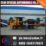 Flaches Bett-Schleppseil-LKW-Werksverkauf-Schleppseil-LKW